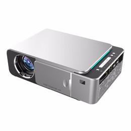 Top UK Plug HD Multimédia Portable LED Projecteur Projecteur Theatre HDMI VGA AV USB Lampe SD Theatre W / Télécommande ? partir de fabricateur