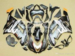 grün 1998 zx7r Rabatt TOP Qualität New ABS Motorrad Verkleidung Kit für Kawasaki Ninja 636 ZX6R 2007 2008 Motorradverkleidung nach Maß freies Schwarz