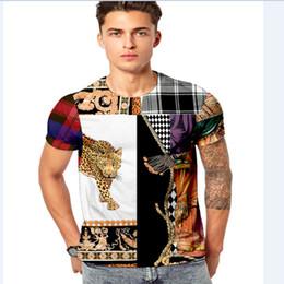 Flagge italien online-ITALIEN T-SHIRTS Mode Hohe Qualität Reiher Preston Nasa USA Flagge Stickerei männer Straße Luxus Baumwolle Hoody Lässige Kurzarm T-Shirt