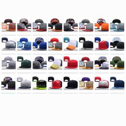 2020 nouvelle mode casquette de baseball snapback chapeaux équipes football balle de basket-ball casquettes pour hommes sport femmes hip hop plat chapeau d'été casquettes top ? partir de fabricateur