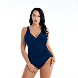 275837e1add Discount swimsuits large cup sizes - 2019 New Large Cup Tankini Set Women Swimwear  One Piece