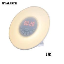 15 светодиодных индикаторов онлайн-Креативная красочная силиконовая лампа со светодиодной подсветкой Night Night 15 (W) для спальни, рабочий стол, общий свет