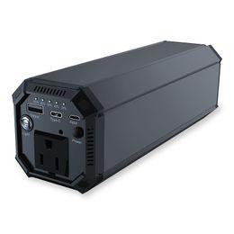 Estación de carga de la batería online-Alta capacidad para acampar de emergencia Banco de alimentación de CA Batería de iones de litio 110V 200V para exteriores / interiores, estación de carga CPAP