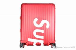 Il più nuovo 22 '45L Sup ha cooperato la scatola di tiraggio della scatola di draw-bar delle valigie della valigia del magnesio del prodotto da ha condotto il collare del cane da compagnia di nylon fornitori