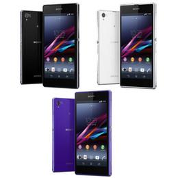 Xperia z1 on-line-Sony Xperia Z1 C6903 5.0 '' 2 GB RAM 16 GB ROM Quad Core 4G LTE Android Remodelado Smartphone