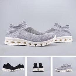 Adidas Shoes 2019 zapatos casuales de la última moda para hombre, malla de punto transpirable zapatos de mujer hueco único amortiguador construcción para hombre diseñador zapatos desde fabricantes