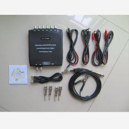 60MHz DERİNLEŞ + Hantek 1008C 8Kanal USB Osiloskop Profesyonel Otomotiv Teşhis Yeni Osiloskop Hantek 1008C USB 8Kanal nereden