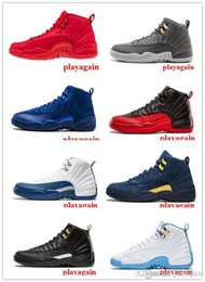 Argentina 1 Cair 1 JORDAN 1 12s 12 XII Air Hombre Zapatillas de baloncesto Diseñador de calidad retro Zapatillas de deporte de lujo de la marca Zapatillas deportivas Maxes Shoes 41 Suministro