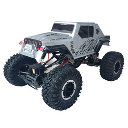 RC Car Remo Hobby 1073-SJ 1/10 2.4G 4WD Cepillado Rc Coche Off-Road Coches Rock Crawler Trail Rigs Truck RTR Toy Kids desde fabricantes