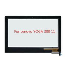 Reemplazo del digitalizador lenovo online-Para Lenovo YOGA 300 11 Touch Digitalizador Reemplazo de vidrio Yoga 300-11IBR 300-11IBY 80M0007NGE