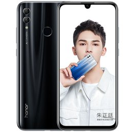 huawei honor 4g Rebajas Teléfono celular original Huawei Honor 10 Lite 4G LTE 4GB RAM 64GB ROM Kirin710 Octa Core 6.21
