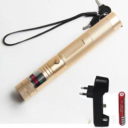 laser de focagem Desconto 10000 m 532 nm laser verde sight laser 303 ponteiro dispositivo poderoso foco ajustável lazer com laser 303 + carregador + 18650 bateria