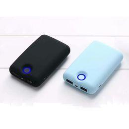 Tableta compacta online-Banco de la energía del cargador 6000mAh real ultra compacto de alta velocidad powerbank de carga para el teléfono móvil y la batería de la tableta PC externo