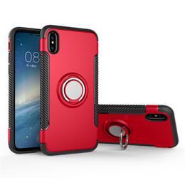 Чехол для телефона с подставкой Подставка для телефона на магнитную крышку для мобильного телефона Iphone X XS max XR 8 7 6S plus Samsung Note 9 Note 8 S8 S9 S10 plus от