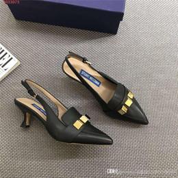 e57e3726 Sandalias de tacón alto para mujer, zapatos de tacón de tacón negro para  mujer, de estilo clásico, azul y negro. Zapatos de boda de fiesta.
