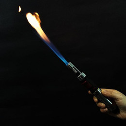 Stylo de type commode lance-flammes minuscule briquets électroniques sécurité auto-défense, ? partir de fabricateur