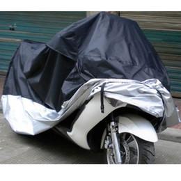 melhor guitarra elétrica de mogno Desconto Motocicleta Bicicleta Poliéster À Prova D 'Água UV Scooter de Proteção Caso Capa XL XXL XXXL Chubasquero Moto