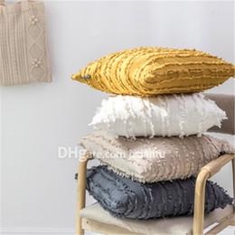 vida navideña decoración de navidad Rebajas Diseño simple moderna caliente de la venta Conjuntos de almohada cubierta Sala de estar Sofá decorativo del hogar Juego de almohadas de alta calidad de Euramerican almohada