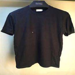 Дизайнерская футболка Мужская уличная футболка Top Tees Скейтборд Новое поступление 4size S-XL Футболка с буквенным принтом 5цветная мужская футболка от