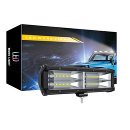 auto lamps 24v Coupons - CRESTECH 9 Inc 144W Led Headlights Fog Lights Work Light Waterproof And Dust-proof Work Lamp Light Bulbs For Auto
