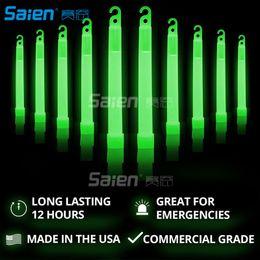 Canada Glow Sticks 12 bâtons lumineux SnapLight Light de qualité supérieure pour une variété d'utilisations (paquet de 50) Offre