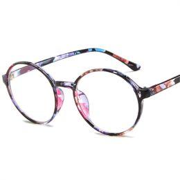 c6ea5f7cbe760 2019 marcos transparentes de gafas redondas Imwete Mujeres Clear Glasses  Frame Hombres Ronda Marcos de Anteojos