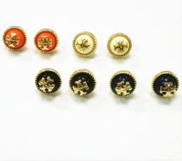 T mektup marka elmas Parlak saplama küpe Avrupa ve Amerikan marka alaşım Altın Gümüş Lady İnci Yuvarlak Küpe marka Takı Damlalar nereden gençlik elbisesi stilleri tedarikçiler