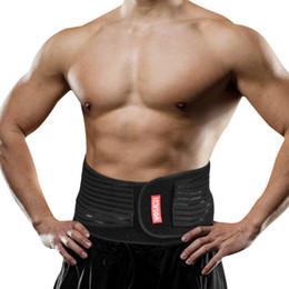 Soutien lombaire à la taille Corset Arrière Hommes Femmes Taille Tailleur Ceinture Exercice Poids Perte Gym Gym Fitness Ceinture Formateur ? partir de fabricateur