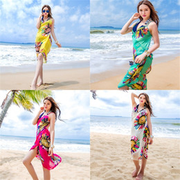 Seide unterhemden online-Übergroße Sonnencreme Frauen Schal mit Camisole Wild Joker Frivole Breathable Silk Schal Einfache Art und Weise multi Farben Strandtuch 6 8yxD1