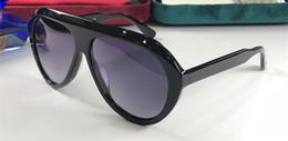 2019 популярные мужские дизайнеры Новейшие дизайнерские солнцезащитные очки для мужчин и женщин 0479 простые популярные очки модные оправы авангард личностный тренд открытый стиль дешево популярные мужские дизайнеры