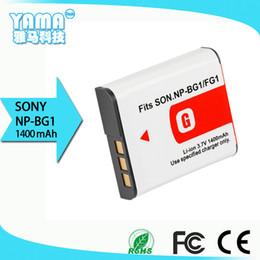 Bateria sony np on-line-fabricantes de alta qualidade diretamente vender Sony Bateria para Câmera Digital Sony NP-BG1 / NP-FG1