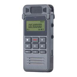 QualitäT 4 Gb Hohe Qualität Usb Vor Wiederaufladbare Digital Audio Voice Recorder 650hr Diktiergerät Unterstützung Mp3 Schwarz Farbe üBerlegene In