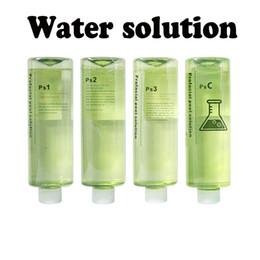 Soluções de peles on-line-Máquina hidrafacial profissional usar solução de peeling aqua 500 ml por garrafa soro facial aqua soro facial hydra para pele normal CE