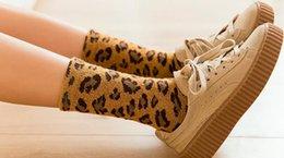 Feutre imprimé léopard en Ligne-imprimé léopard de mode bon en hiver beaucoup de couleurs bonne main sentiment de laine solide talon fort style changeant