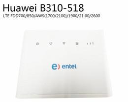 Routeur 4g huawei en Ligne-Huawei B310s-518 FDD Routeurs sans fil 4G Global FDD LTE