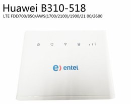 Enrutador 4g huawei online-Huawei B310s-518 FDD Routers inalámbricos 4G Global LTE FDD