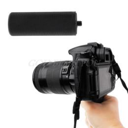 1/4 '' Metallgriff-Handgriff-Stabilisator-Stock für LED-Blitzlicht-Videokamera-Stabilisatoren von Fabrikanten