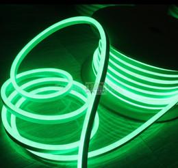 2019 lua verde luzes led 20 metro 24 v ac / dc led ultra fino neon flex luz de corda mini 8mm * 16mm fita de iluminação led tira flexível multi cor