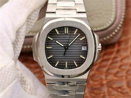 relógio automático personalizado Desconto Novo relógio de luxo nível personalizado V2 324 banda de aço inoxidável banda de aço inoxidável banda de aço inoxidável relógio de luxo dos homens