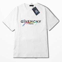 Nuove magliette delle donne degli uomini caldi di vendita Maglietta casuale # 17ss36 di stampa dei bambini della maglietta di estate di modo della manica dei ragazzi e delle ragazze di modo da