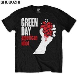 Officiel GREEN DAY dookie vintage unisexe T-shirt KERPLUNK avertissement Américain Idiot