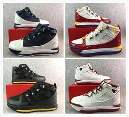 reputable site f0a00 9ec71 lbj sneakers Rabatt Heißer Verkauf Lebron III 3 Heim SuperBron SVSM PE 16 Zoom  Sneakers LBJ