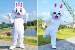 Ours brun Kani Lapin Mascotte Costumes Vêtements De Pâques De Noël Halloween Party Fantaisie Robe Jouets Anime Poupée Navire Libre ? partir de fabricateur