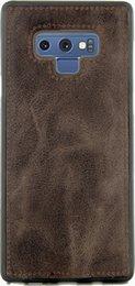 Coverzone coverzo la custodia in pelle magnetica per Samsung per la nota della galassia 9 Altre nave + supporto per auto magnetico dalla Turchia HB-004.262.146 da