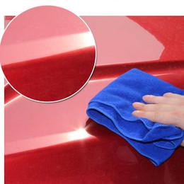 2019 pompe de pression d'eau de cc 30 * 70 outils ultra-fins de lavage de serviettes de voiture en fibre absorbant les outils de lavage de serviettes