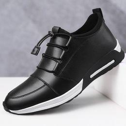 кожаные туфли Скидка кожаные туфли мужские мокасины мужская повседневная обувь горячие продажи черные кроссовки дизайнерская обувь мужчины 2019 chaussure homme sapato masculino tenis hombre