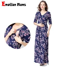 c176234e1688 vestiti da festa di gravidanza Sconti Abito di maternità Abito di festa  Floreale Abiti di maternità