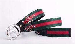 2019 cinturones xl para hebillas negro Cinturón de diseño 2019 Cinturones de moda para hombre y mujer Cinturón de lujo de cuero Cinturones de cintura Cinturón de oro Hebilla negra de plata rebajas cinturones xl para hebillas negro