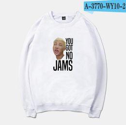 2019 sweat-shirt de mode coréenne BTS Hoodies Nouveau Designer Sweatshirts à capuche à manches longues coréen Sweatshirt Casual Clothing promotion sweat-shirt de mode coréenne