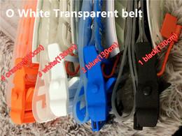 19ss 130 cm cinturón de pared fría Cinturones Cinturón transparente Mens Hip hop Streetwear Patinetas Rock Punk Cool Cinturones especiales desde fabricantes